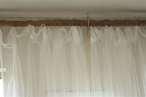 hang curtains remodelaholic 25 creative diy curtain rod tutorials