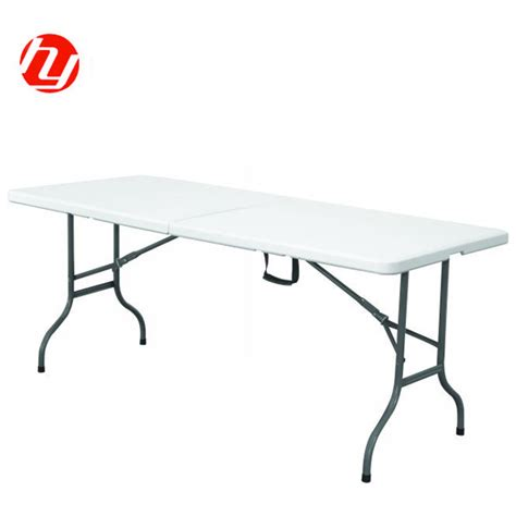 6 ft portable folding table 6ft outdoor and indoor portable folding table and chair
