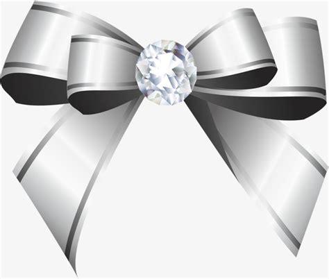 Ribbon Silver silver ribbon bow ribbon clipart bow clipart