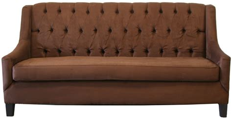 chocolate brown suede sectional tufted sofa chocolate brown suede 187 designer8
