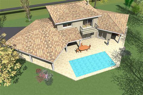 Houseplans Online maison dessin 233 e par construire online pour un projet en