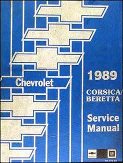 what is the best auto repair manual 1989 honda accord lane departure warning 1989 chevy corsica and beretta repair shop manual original