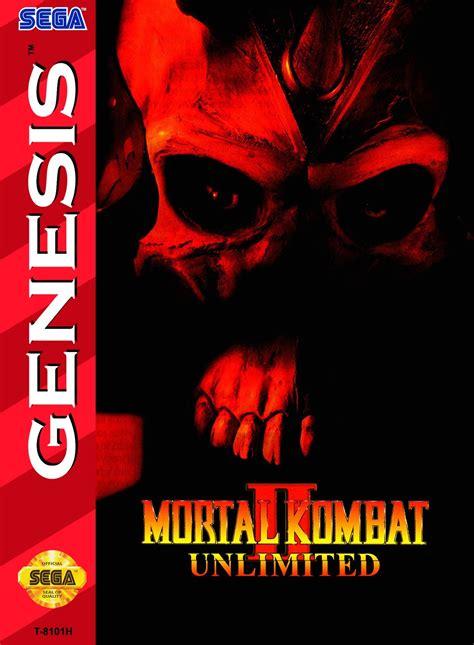 mortal kombat 2 sega genesis mortal kombat ii unlimited sega genesis supreme