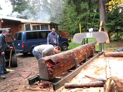 backyard band sawmill v