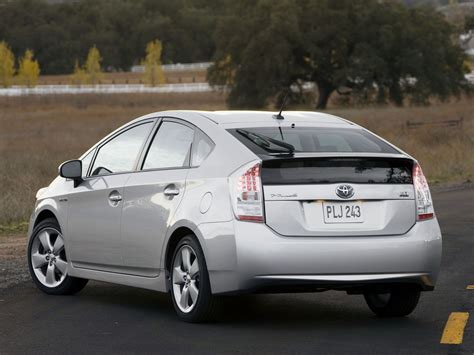 Toyota Prius Electric Toyota Prius Electric Motor Hp