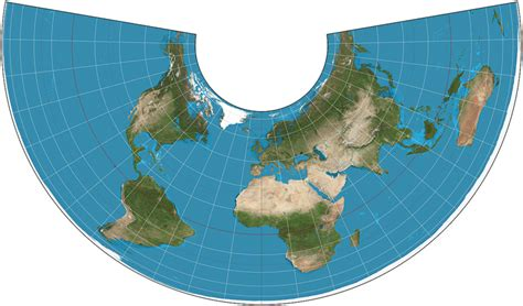 map projection types of map projections geolounge all things geography