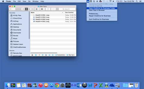per mac onedrive for business arriva su ios e os x webnews