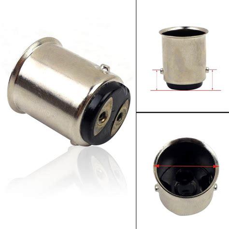 light socket adapter home 10pcs lots 1157 ba15d 7528 car led light l socket