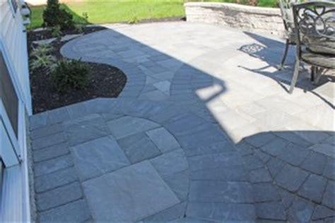 pavers vs concrete patio pavers vs sted concrete patios part 1 tomlinson