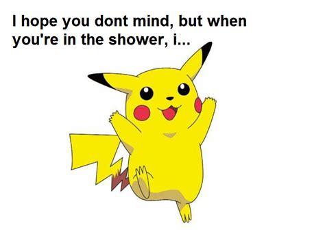 Pikachu Shower by I Pikachu