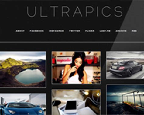 tumblr themes free business 45 free grid based tumblr themes inspirationfeed