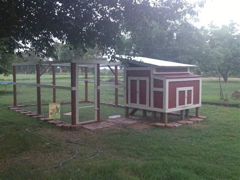 Pin By Stephanie On Home Ideas Pinterest Diy Backyard Chicken Coop