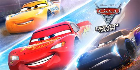 cars 3 driven to win nintendo switch games nintendo