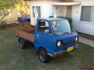 Suzuki Carry Mini Truck Suzuki Carry Ute Mini Truck Show Car Unfinished Project In