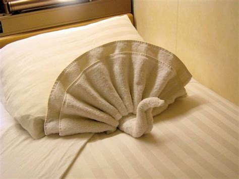 Origami Towel - 17 best images about napkin towel folding on