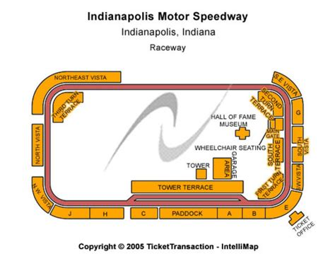 indianapolis motor speedway seating chart indianapolis motor speedway tickets indianapolis indiana