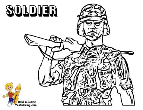 Memorial Day Army Coloring Soldier Tell Other Kids You Coloring Pages For Soldiers