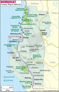 humboldt map 25 best ideas about humboldt county on
