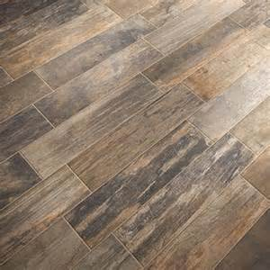 wood look porcelain tile flooring a new alternative to