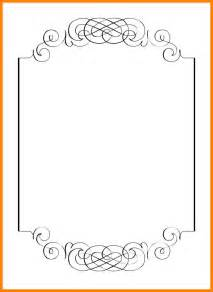 blank invitation templates 4 invitation templates blank grocery clerk