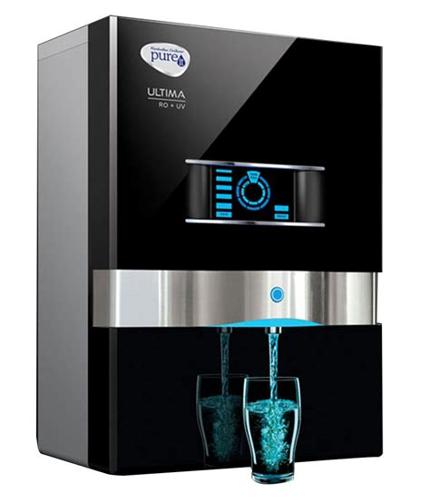 Dispenser Pureit pureit ultima ro uv water purifier available at snapdeal