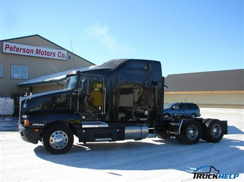 kenworth t600 for sale 2007 kenworth t600 for sale in watertown sd by dealer