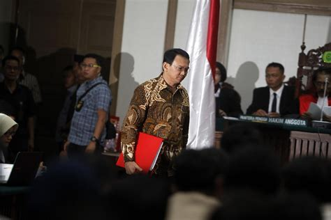 ahok leadership ahok reports fpi leaders to police for perjury city