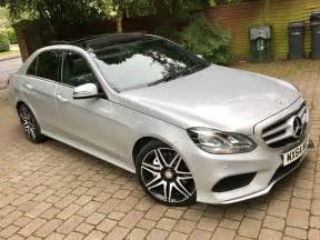 2014 mercedes e350 amg sport diesel automatic low