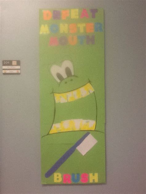 1000 images about dental hygiene 1000 images about bulletin boards on