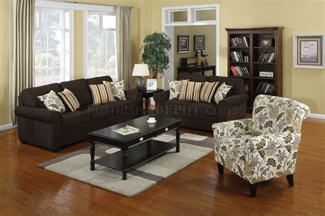 Accent Chair With Brown Leather Sofa Accent Chairs With Brown Leather Sofa Catosfera Net