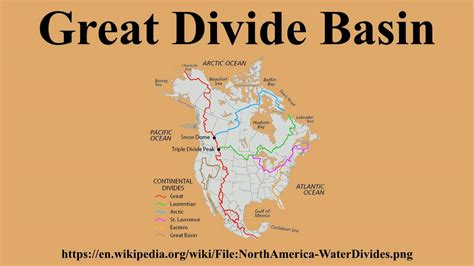 Great Divide by Great Divide Basin