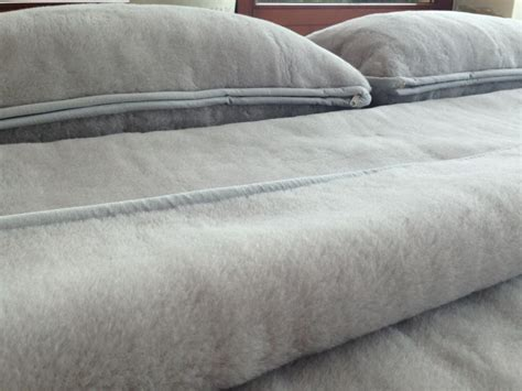 alpaca comforter alpaca wool bedding silver exclusive 160x200 underblanket
