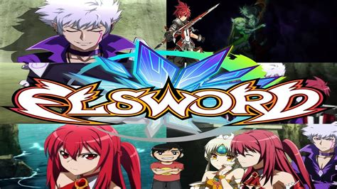 elsword anime rating elsword anime el review capitulo 2