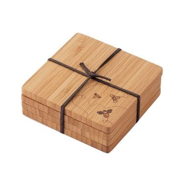 Katana Motif Bambu 1 buy bambu coasters with bee motif at well ca free