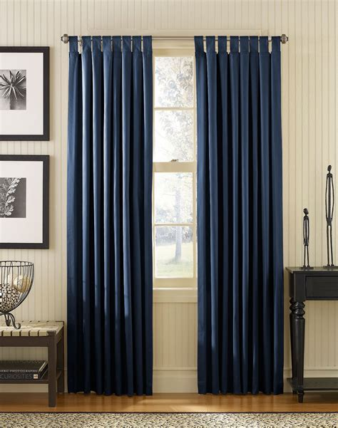 Navy Bedroom Drapes Navy Blue Bedroom Curtains Decor Ideasdecor Ideas