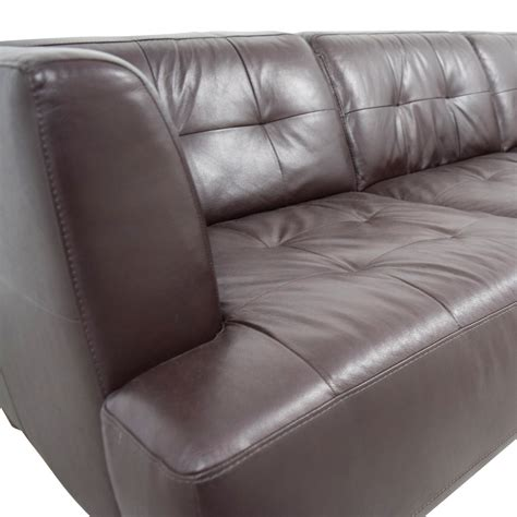 cheap brown leather couch brown leather couch for sale interesting brown leather