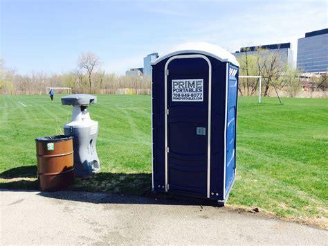 porta potty with naperville porta potty rental prime portables inc