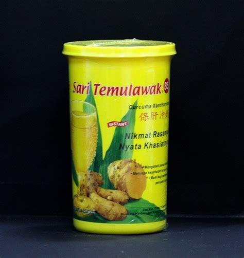 Sari Temulawak Sari Temulawak 85 Instant Drink Flavor Sealed Cup