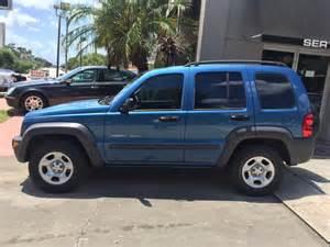 Jeep Upholstery 2003 Jeep Liberty Sport The Car Bar