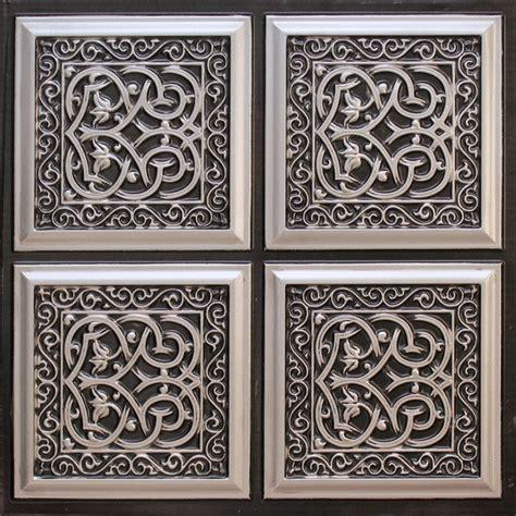 silver ceiling tiles antique silver ceiling tiles mediterranean ceiling tile toronto by talissa decor