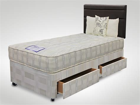 shire beds shire spencer single divan bed