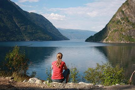 imagenes de paisajes que den paz finnafjord un lugar de paz y tranquilidad