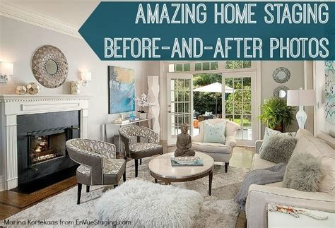 Interiors For Homes by Amazing Home Staging Before And After Photos Hsr Home