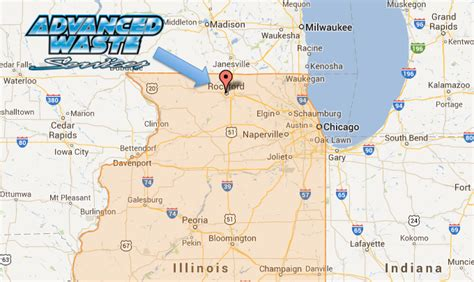 service illinois industrial wastewater treatment in chicagoland and rockford il advanced waste