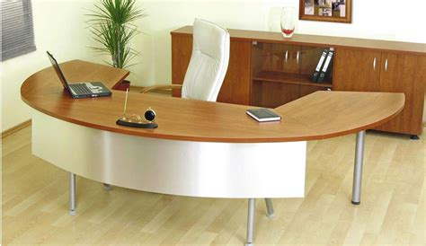 Curved Corner Office Desk Design Orchidlagoon Com Curved Office Desks