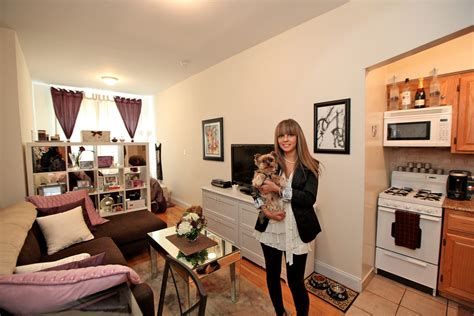 living large  tiny spaces   york times