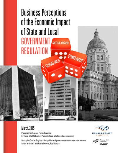 business and the regulation of business regulation in wichita a labyrinth of city processes