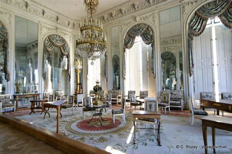 Apartment Versailles Of Mirrors Apartment Of The Empress Grand Trianon