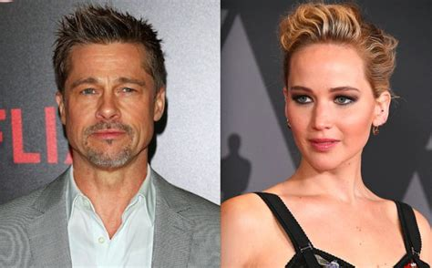 Brad To Jen Dump Your New by Brad Pitt Not Pursuing To Make