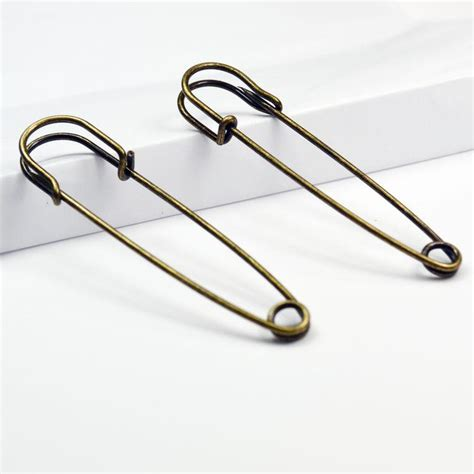 2019 75mm large kilt pin safety pin two colors assorted from factory top 49 92 dhgate